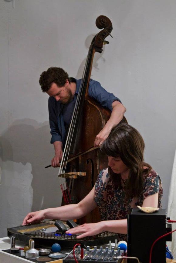 Dominic Lash & Dimitra Lazaridou-Chatzigoga